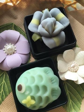 【日本文化体験】6/9(日) 13:30~15:30 ねりきり(和菓子)体験