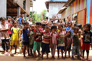 カンボジアツアー