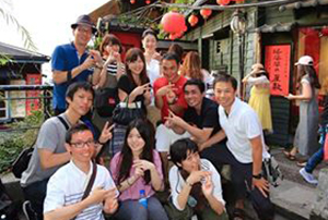 台湾ツアー