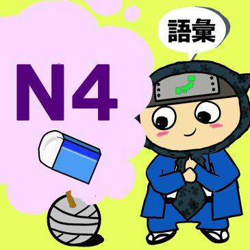 【日本語問題】JLPT N4 文脈規定②